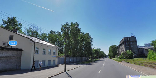 Обувная фабрика Алекс в Санкт-Петербурге